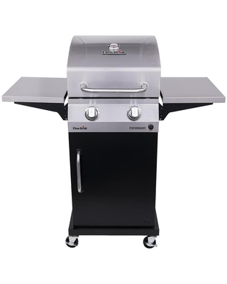 Performance 2 Burner Liquid Propane Gas Grill Stainless Steel 463630021 - char-broil