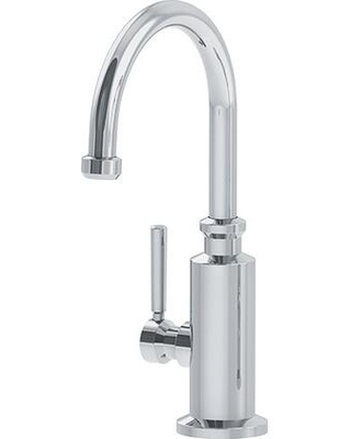 Absinthe Collection LB15100 5 GPM Deck Mounted Little Butler Hot Water Dispenser Faucet in Polished - franke