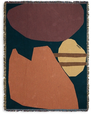Abstract Shape Tapestry Blanket - viso project