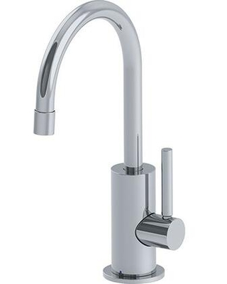 Pescara Collection DW16020 5 GPM Deck Mounted Single Hole Little Butler Cold Water Filtered Faucet in Matte - franke