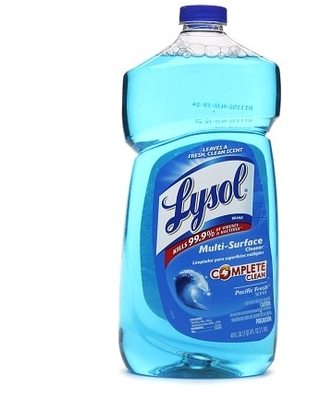 Complete Clean Multi Surface Cleaner Pacific Fresh - lysol