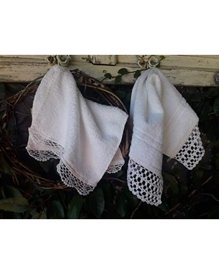 hand towels hand embroidered - lonco artesanias