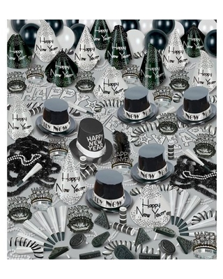 Bonanza New Years Party Kit for 100 - beistle