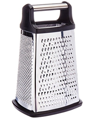 4 Sided Grater with Catcher - norpro