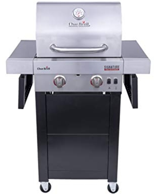 463632320 Signature TRU Infrared 2 Burner Cart Style Gas Grill - char-broil