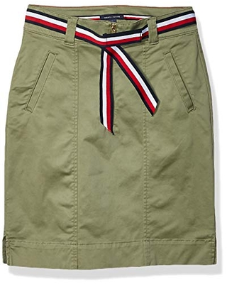 Women's Adaptive Skirt with Velcro Brand Closure - tommy hilfiger
