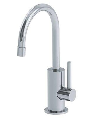 Pescara Collection DW16061 5 GPM Deck Mounted Single Hole Little Butler Cold Water Filtered Faucet in - franke