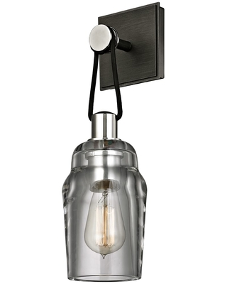Troy Citizen all Sconce in Graphite and - troy lighting