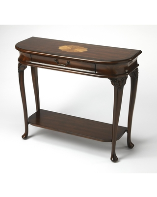 Plantation Cherry Console Table Plantation Cherry 2110024 Traditional - butler specialty company