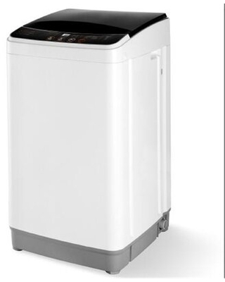 Full automatic Washing Machine Portable Compact Laundry 8 Lbs Load Capacity Washer With 10 Washing Programs Ideal For Dormitory Apartments Rv Lau - sunny house