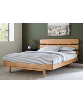Bellaire Solid Wood Bed - allmodern