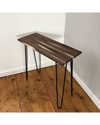 Console Table with Hairpin Legs - boards by the bay