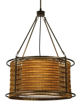 Maille 24 Inch Large Pendant Maille 128777 Transitional - meyda lighting
