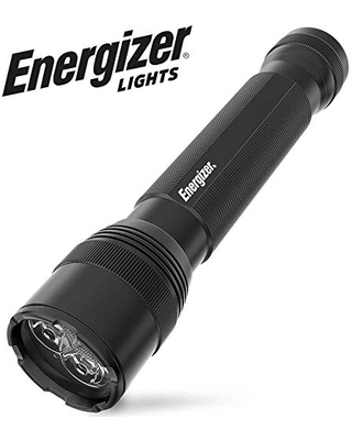 LED Tactical Flashlight Super Bright High Lumens Use for Hurricane Supplies Survival Kit Camping Accessories Ultra Durable and Water Resistant LED Flashlights - energizer