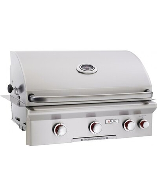 3 Burner Built In Natural Gas Grill - american outdoor grill