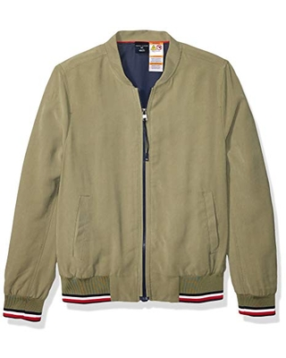 Women's Adaptive Bomber Jacket with Magnetic Zipper XS - tommy hilfiger