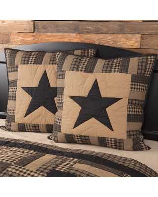 Check Star Quilted - vhc brands