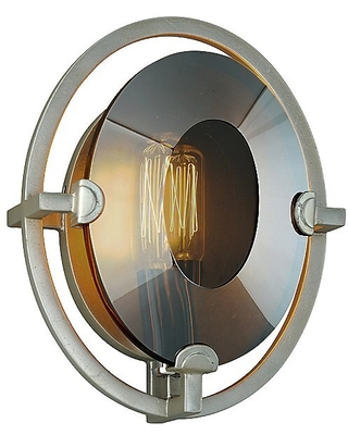 Prism Oval Wall Sconce by Finish B2821 - troy lighting