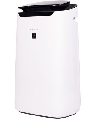 IoT Plasmacluster(r) Ion Air Purifier with AIR App & True HEPA for Large Rooms - sharp