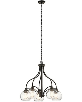Harmony Chandelier by Finish Oil Rubbed - kichler