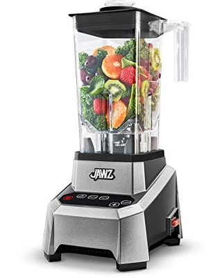 High Performance Blender Professional Grade Countertop Blender Juicer Smoothie or Nut Butter Maker Precision Smart Touch Variable Speed Stainless Steel Blades - jawz