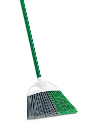Precision Angle Broom Steel Handle #201 Quill - libman