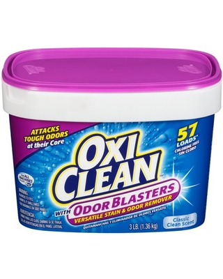 Odor Blasters Versatile Stain Remover 3 lb - oxiclean