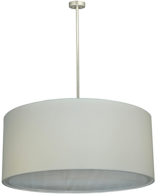Cilindro Parchment 78 Inch Large Pendant Cilindro Parchment 134700 Transitional - meyda lighting