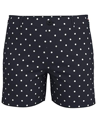 Women's Adaptive Stretch Shorts with Velcro Brand Closure and Magnetic Fly Masters - tommy hilfiger