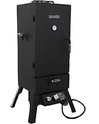 Vertical Gas Smoker and Barbecue Oven - char-broil