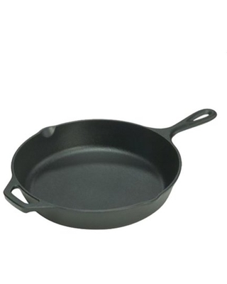 Pre Seasoned 25 Inch Cast Iron Skillet with Assist Handle - lodge