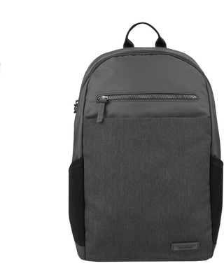 5 in H Anti Theft Metro Backpack Heather - travelon