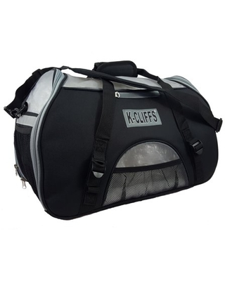 Heavy Duty Soft Sided Pet Carrier with Detachable Comfortable Fleece Bed - k-cliffs