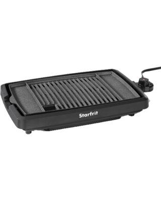 THE ROCK by 024414 003 0000 Indoor Smokeless Grill - starfrit