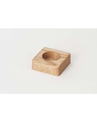 Wooden Tealight Candle Holder - blue valley woodworks
