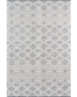 Hermosa Hand Woven Recycled Plastic Area Rug - momeni