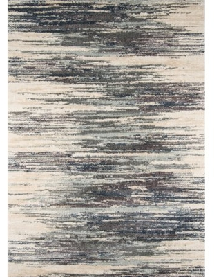 Abstract Overdyed and Striped Modern Area Rugs - momeni