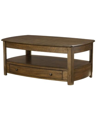 Primo Collection 446 910 Rectangular Lift Top Cocktail Table in - hammary