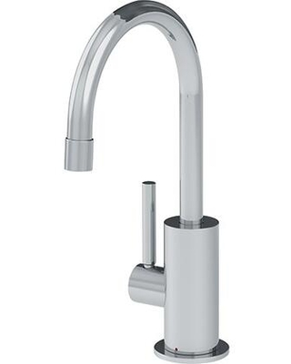 Pescara Collection LB16120 5 GPM Deck Mounted Single Hole Little Butler Hot Filtered Faucet in Matte - franke