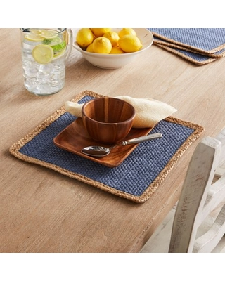 Placemat Braided Jute Single Table Place Mat - better homes & gardens