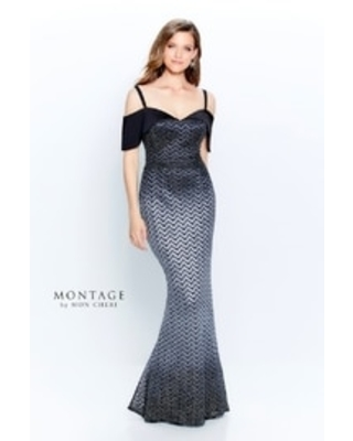 Ombre Long Dress - undefined