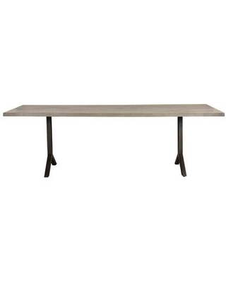 Branch Collection VE 1070 15 Dining Table with Iron Legs - moes home collection