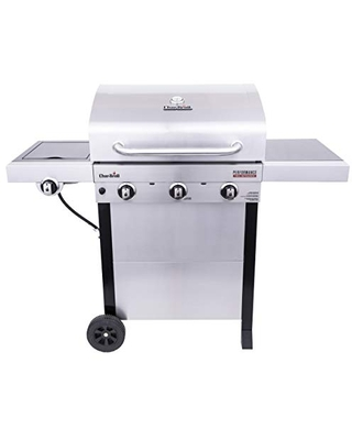 463370719 Performance TRU Infrared 3 Burner Cart Style Gas Grill - char-broil