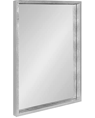 Travis Framed Wall Mirror 18x24 - kate and laurel