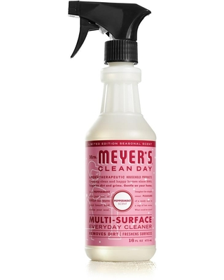 16 fl oz Peppermint Liquid All Purpose Cleaner 323597 - mrs meyers clean day
