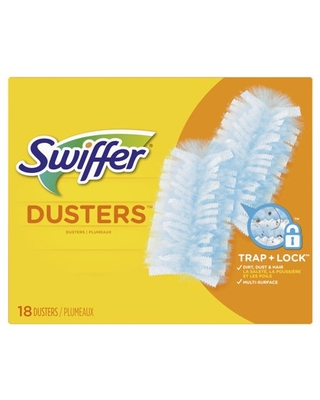 Duster Refills Unscented 18 Count - swiffer