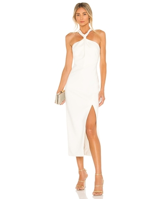 LIKELY Avie Dress in White. - size 2 (also in 4)