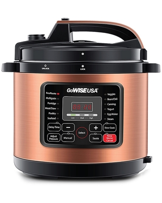 12 In 1 Electric Pressure Cooker - gowise usa