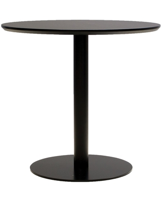 Half Pint Round With Powder Coated Legs Dining Table - mobital