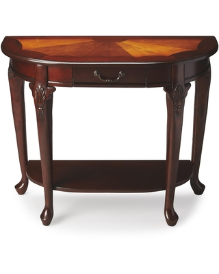 Plantation Cherry Console Table Plantation Cherry 0653024 Traditional - butler specialty company
